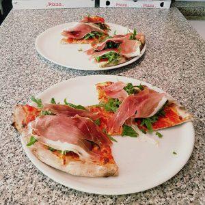 Renes-Restaurant_Pizza-Prosciuto_Speisekarte